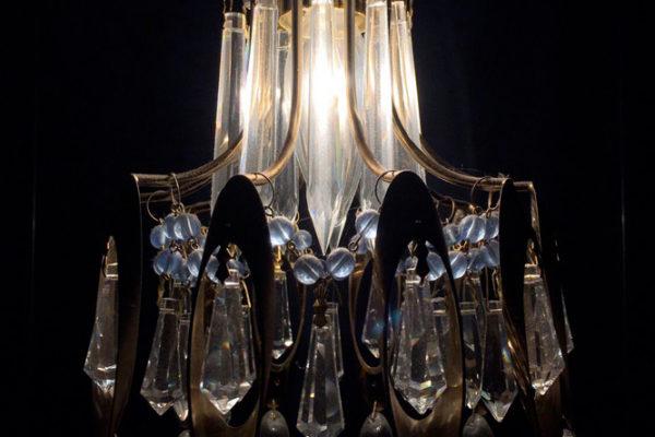 Mini-chandelier